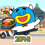 2048 WillYouMarryMe : Food-Truck Puzzle Game APK MOD (Unlimited Money) 1.2.09
