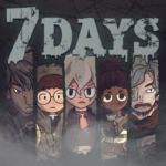 7Days: Offline Mystery Puzzle Interactive Novel   APK MOD (Unlimited Money) for Android