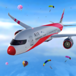 Airplane simulator 2020: airplane games APK MOD (Unlimited Money)