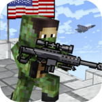 American Block Sniper Survival APK MOD (Unlimited Money) 1.90