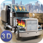 American Truck Driving 3D APK MOD (Unlimited Money)  1.07