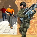 Anti-Terrorist Shooting Mission 2020 APK MOD (Unlimited Money) 3.7