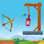 Archery Bottle Shoot APK MOD (Unlimited Money) 1.2.3