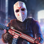 Armed Heist TPS 3D Sniper shooting gun games  APK MOD (Unlimited Money) 2.4.1