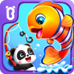 Baby Panda: Fishing APK 8.42.00.00(Unlimited Money) 8.39.00.10