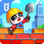 Baby Panda's Earthquake-resistant Building   APK MOD (Unlimited Money) 8.53.00.00