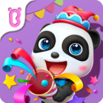 Baby Panda's Party Fun APK MOD (Unlimited Money) 8.40.00.10