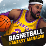 Basketball Fantasy Manager 2k20 – Playoffs Game 🏀 APK MOD (Unlimited Money) 6.00.050