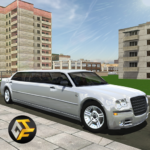 Big City Limo Car Driving Simulator APK MOD (Unlimited Money) 2.5
