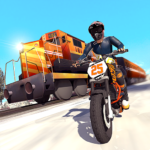 Bike vs. Train – Top Speed Train Race Challenge   APK MOD (Unlimited Money) 10.1