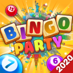Bingo Party Free Classic Bingo Games Online  APK MOD (Unlimited Money) 2.5.0