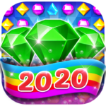 Bling Crush – Jewel & Gems Match 3 Puzzle Games APK MOD (Unlimited Money)