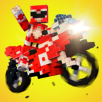 Blocky Superbikes Race Game – Motorcycle Challenge APK MOD (Unlimited Money) 2.11.37