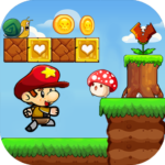 Super Bob's World : Free Run Game   APK MOD (Unlimited Money) 1.217