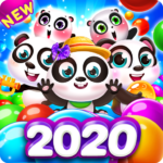 Bubble Shooter 2 Panda APK MOD (Unlimited Money) 1.0.59