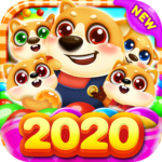 Bubble Shooter – save little puppys APK MOD (Unlimited Money) 1.0.32