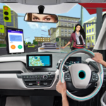 CFG Taxi Game:Taxi Simulator Games :Car Games 2019 APK MOD (Unlimited Money) 1.00.0000