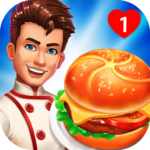 COOKING CRUSH: Cooking Games Craze & Food Games APK MOD (Unlimited Money) 1.2.6