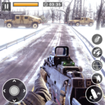 Call for War: Survival Games Free Shooting Games APK MOD (Unlimited Money) 5.1