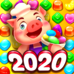 Candy Blast Mania – Match 3 Puzzle Game APK MOD (Unlimited Money) 1.4.5