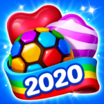 Candy Smash Mania   APK MOD (Unlimited Money) 9.2.5039