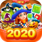 Candy Witch Blast APK MOD (Unlimited Money) 1.0.20