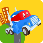 Car City World: Little Kids Play Watch TV & Learn APK MOD (Unlimited Money) 1.1.9