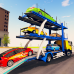 Car Transporter Truck Simulator-Carrier Truck Game APK MOD (Unlimited Money) 1.5