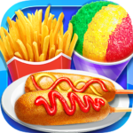 Carnival Fair Food – Crazy Yummy Foods Galaxy APK MOD (Unlimited Money) 1.2