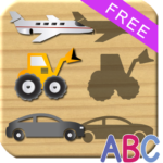 Cars and Vehicles Puzzles for Toddlers APK MOD (Unlimited Money) 3.8