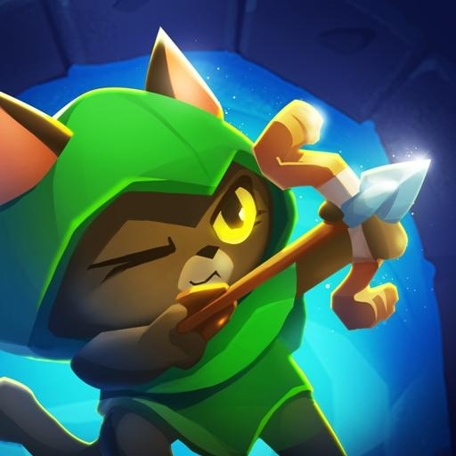 Cat Force Free Puzzle Game   APK MOD (Unlimited Money) 0.22.1