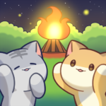 Cat Forest – Healing Camp APK MOD (Unlimited Money) 2.10