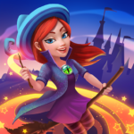 Charms of the Witch: Magic Mystery Match 3 Games APK MOD (Unlimited Money) 2.14.0.10234