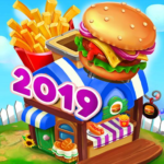Chef Craze Madness Food Game: Restaurant Cooking APK MOD (Unlimited Money) 4.6