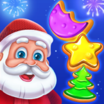 Christmas Cookie – Santa Claus's Match 3 Adventure APK MOD (Unlimited Money) 3.0.9