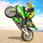 City Bike Driving Simulator-Real Motorcycle Driver APK MOD (Unlimited Money) 2.1.1