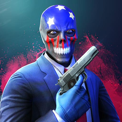 City Gangster Bank Robbery APK MOD (Unlimited Money)