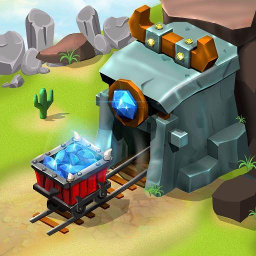 Clicker Tycoon Idle Mining Games APK MOD (Unlimited Money) 1.1.1