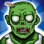 Clicking Dead — idle zombie defence APK MOD (Unlimited Money) 1.9.26
