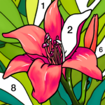 Coloring Book Color by Number & Paint by Number   APK MOD (Unlimited Money) 1.7.6