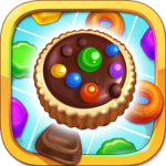 Cookie Mania Match-3 Sweet Game  APK MOD (Unlimited Money) 2.7.6