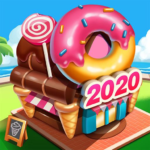 Cooking City frenzy chef restaurant cooking games   APK MOD (Unlimited Money) 2.06.5052
