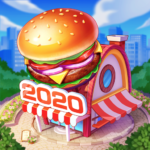 Cooking Frenzy: Madness Crazy Chef Cooking Games APK MOD (Unlimited Money) 1.0.37