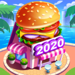 Cooking Marina – fast restaurant cooking games APK MOD (Unlimited Money) 1.4.01