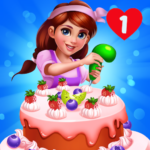 Cooking World: Cook,Serve & Design Your Resort! APK MOD (Unlimited Money) 1.0.4