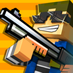Cops N Robbers – 3D Pixel Craft Gun Shooting Games APK MOD (Unlimited Money) 10.0.1