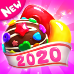 Crazy Candy Bomb – Sweet match 3 game APK MOD 4.4.20 (Unlimited Money)