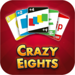 Crazy Eights 3D   APK MOD (Unlimited Money) 2.8.12