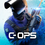 Critical Ops Online Multiplayer FPS Shooting Game   APK MOD (Unlimited Money) 1.23.1.f1322