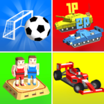 Cubic 2 3 4 Player Games APK MOD (Unlimited Money) 1.9.9